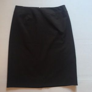 Prada brown pencil skirt